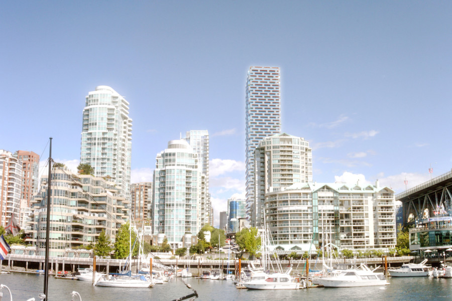 Rendering_SOUTH VIEW FALSE CREEK