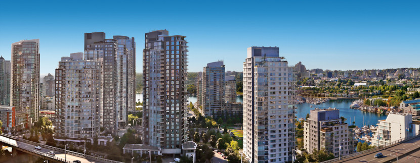 SOLD - Vancouver House assignment 2101- 1480 Howe street