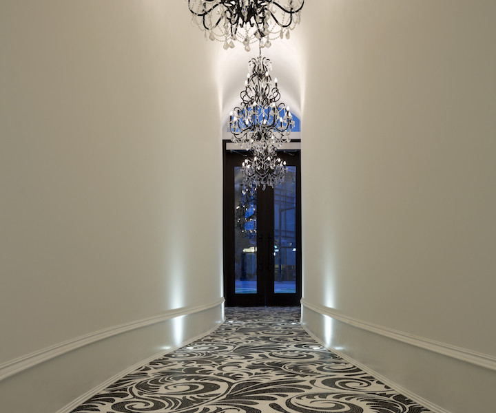 Artemisia hallway out