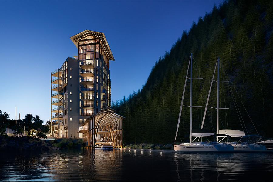Amenity Boathouse